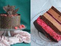 Málna-dupla csoki mousse torta Segítsüti 2017-re recept