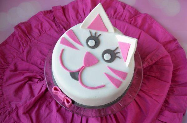 cica torta képek Cicatorta 2.0   Meggyes csokis torta burkolva | Sweet & Crazy cica torta képek