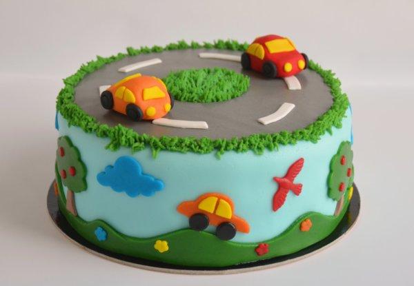 torta képek gyerekeknek Ha a gyerek autós tortát akar   ötletek és technikák egyszerűen  torta képek gyerekeknek